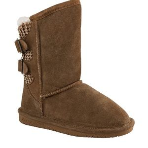 Bearpaw Boshie Boot Girls Hickory II Winter Snow
